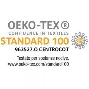 Abbigliamento Certificato OEKO-TEX
